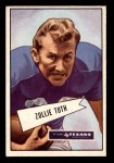 1952 Bowman Small #58  Zollie Toth  Front Thumbnail