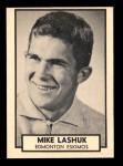 1962 Topps CFL #49  Mike Lashuk  Front Thumbnail