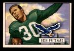 1951 Bowman #82  Bosh Pritchard  Front Thumbnail