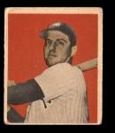 1949 Bowman #69  Tommy Henrich  Front Thumbnail