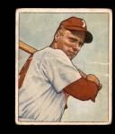 1950 Bowman #84  Richie Ashburn  Front Thumbnail