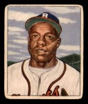 1950 Bowman #248 xCR Sam Jethroe  Front Thumbnail