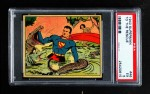 1940 Gum Inc. Superman #46   To the Rescue Front Thumbnail