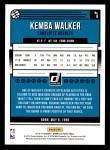 2018 Donruss #8  Kemba Walker  Back Thumbnail