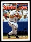 2005 Topps #723   -  J.D. Drew All-Star Front Thumbnail