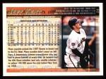 1998 Topps #24  Jeff Kent  Back Thumbnail