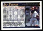 1998 Topps #90  Jay Buhner  Back Thumbnail