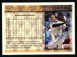 1998 Topps #198  Kevin Elster  Back Thumbnail