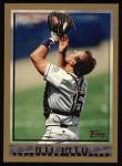 1998 Topps #199  Jeff Reed  Front Thumbnail