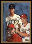 1998 Topps #260  Warren Morris  Front Thumbnail