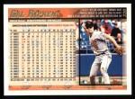 1998 Topps #320  Cal Ripken Jr.  Back Thumbnail