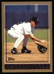 1998 Topps #441  Joe Randa  Front Thumbnail