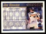 1998 Topps #122  Joe Girardi  Back Thumbnail