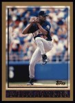 1998 Topps #197  LaTroy Hawkins  Front Thumbnail