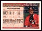 1998 Topps #448  Enrique Wilson  Back Thumbnail
