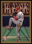 1998 Topps #476   -  Curt Schilling Highlights Front Thumbnail