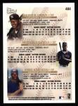 1998 Topps #484   -  Derrick Gibson / Michael Coleman / Norm Hutchins Prospects Back Thumbnail