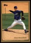 1999 Topps #261  Gregg Olson  Front Thumbnail