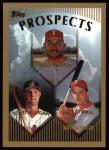 1999 Topps #430  Ruben Mateo / Mike Zywica  Front Thumbnail