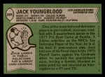 1978 Topps #265  Jack Youngblood  Back Thumbnail