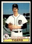 1979 Topps #251  Jack Morris  Front Thumbnail