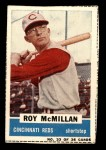 1960 Bazooka #33  Roy McMillan  Front Thumbnail