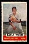 1960 Bazooka #28  Early Wynn  Front Thumbnail