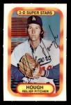 1977 Kellogg's #47  Charlie Hough  Front Thumbnail
