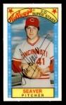 1979 Kellogg's #29  Tom Seaver  Front Thumbnail