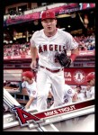 2017 Topps #20 A Mike Trout  Front Thumbnail