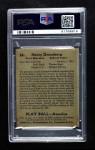 1939 Play Ball #56  Hank Greenberg  Back Thumbnail