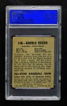 1948 Leaf #146  Pete Reiser  Back Thumbnail