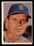 1957 Topps #350  Eddie Miksis  Front Thumbnail