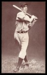 1939 Exhibits Salutations  Joe DiMaggio   Front Thumbnail