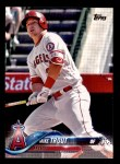2018 Topps #300 A Mike Trout  Front Thumbnail