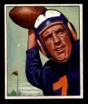 1950 Bowman #17  Bob Waterfield  Front Thumbnail