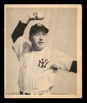 1948 Bowman #35  George Snuffy Stirnweiss  Front Thumbnail