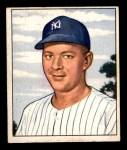 1950 Bowman #215 CR Eddie Lopat  Front Thumbnail