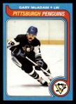 1979 Topps #72  Gary McAdam  Front Thumbnail