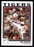 2004 Topps #513  Mike Maroth  Front Thumbnail