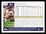 2005 Topps #385  Todd Helton  Back Thumbnail