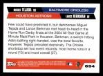 2005 Topps #694   -  Miguel Tejada / Lance Berkman Kings of Swing Back Thumbnail