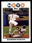 2008 Topps #279  Damion Easley  Front Thumbnail