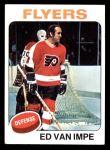 1975 Topps #38  Ed Van Impe   Front Thumbnail