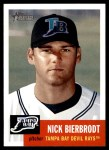 2002 Topps Heritage #367  Nick Bierbrodt  Front Thumbnail