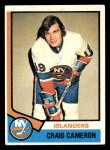 1974 Topps #263  Craig Cameron  Front Thumbnail