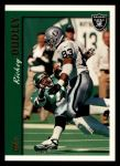 1997 Topps #21  Rickey Dudley  Front Thumbnail