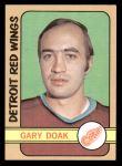 1972 Topps #81  Gary Doak  Front Thumbnail