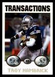 2004 Topps #44  Troy Hambrick  Front Thumbnail