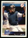 1996 Topps #135  Mike Stanley  Front Thumbnail